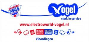 Vogel logo poster